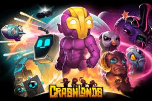 Crashlands brings humor to an otherwise bleak survivalist game