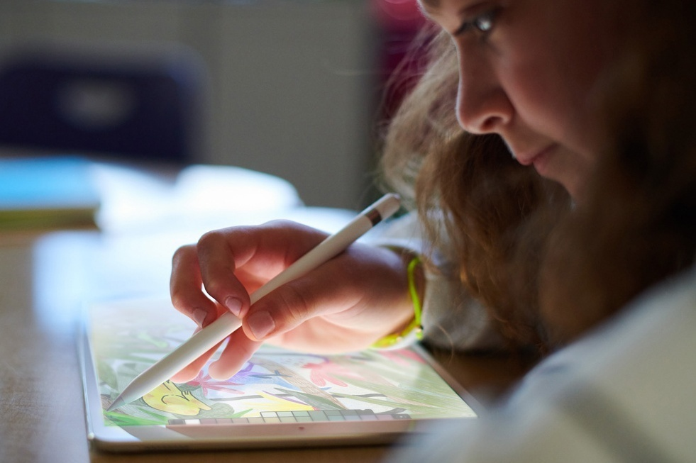 9.7-inch iPad with Pencil