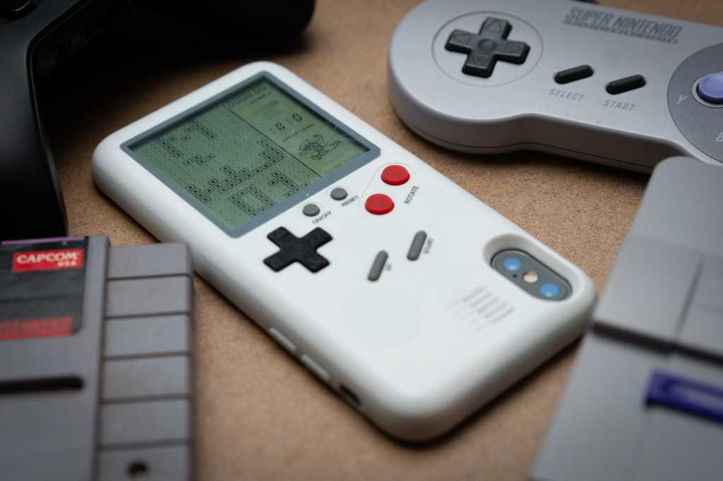 Wanle Gamer's Console for iPhone