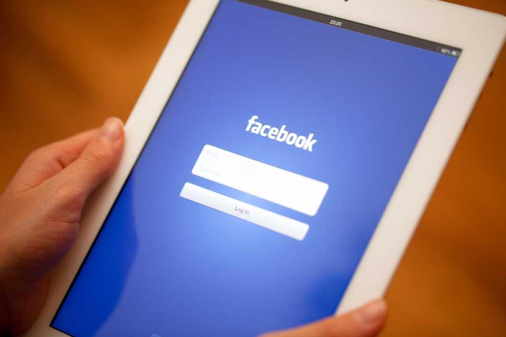 facebook ios app ipad