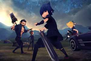 First Look: Final Fantasy XV: Pocket Edition cleverly condenses the epic RPG for iOS