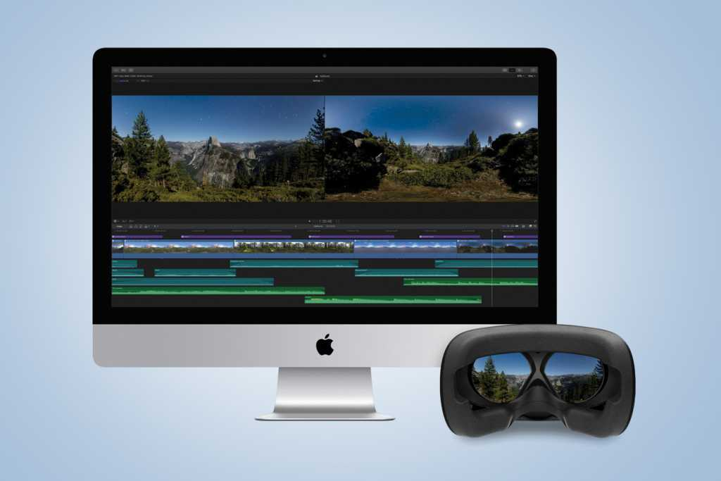 final cut pro x imac hdr primary