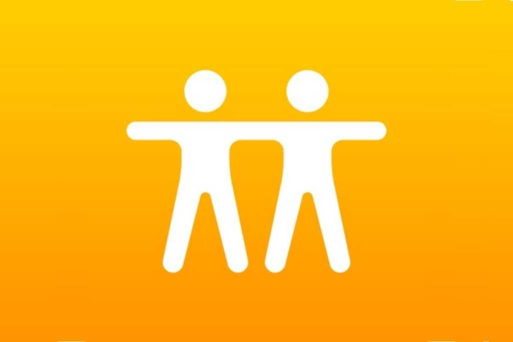 find friends icon