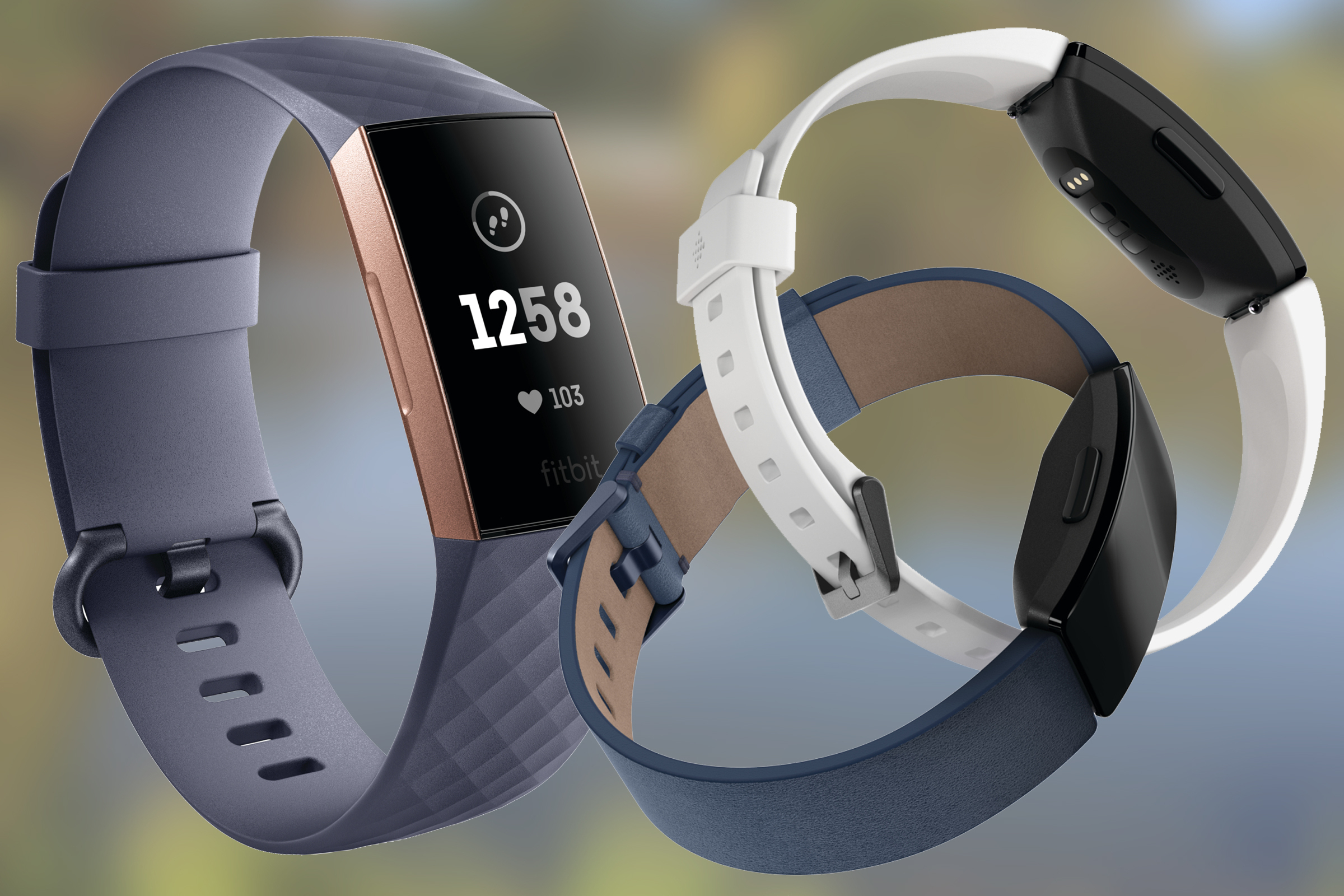 Smartband Inspire HR Fitbit Activity tracker
