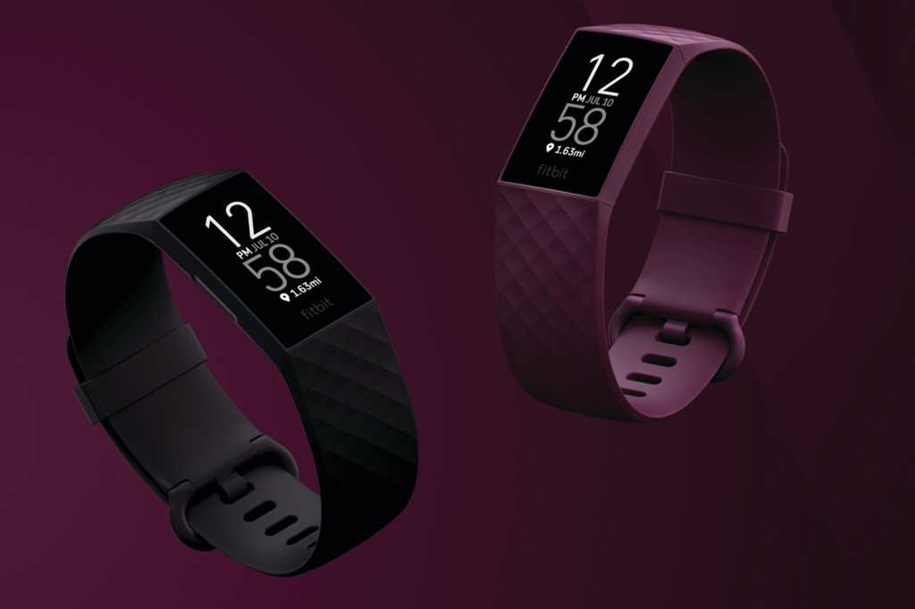 fitbit charge 4 colors