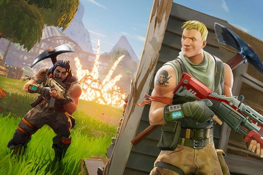 fortnite battle royale cropped