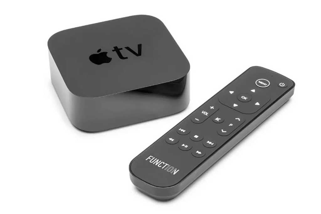 function101 appletv remote