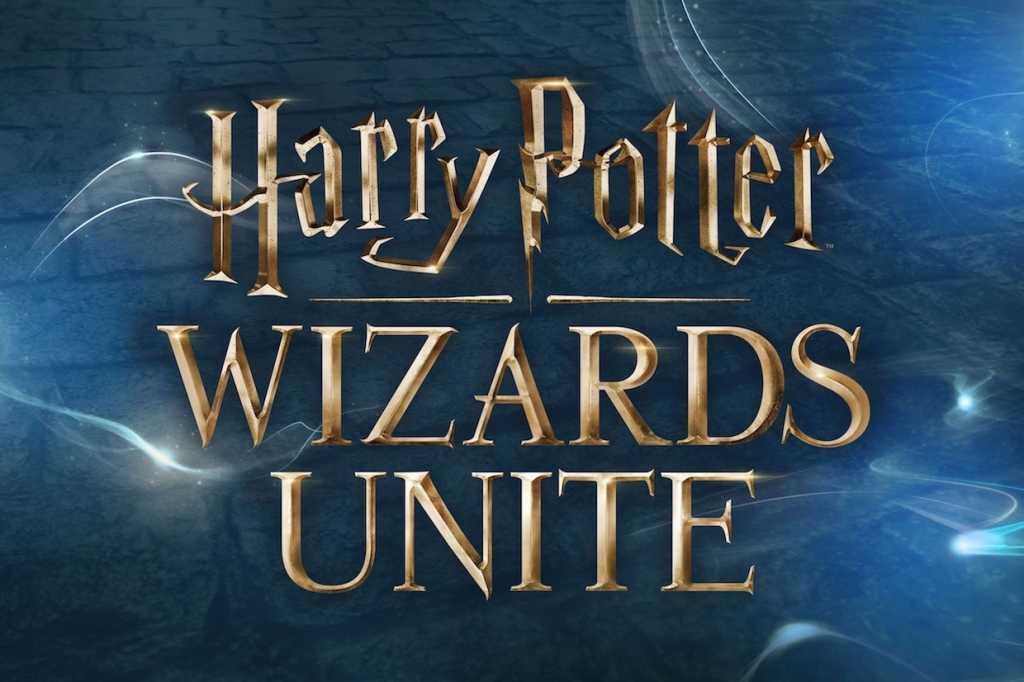 harry potter wizards logo