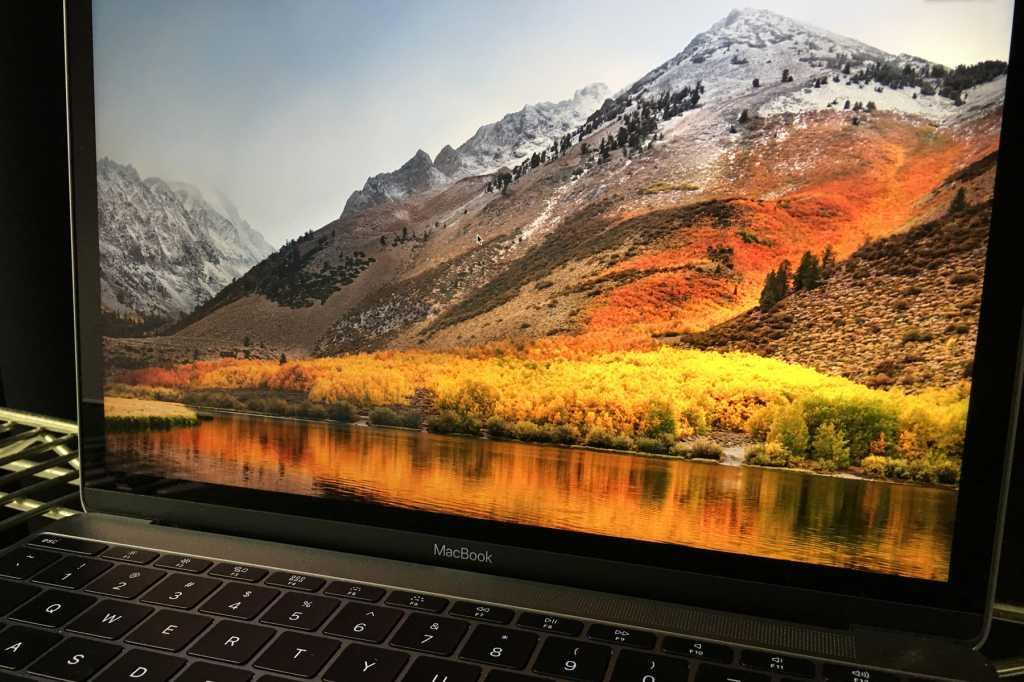 high sierra macbook