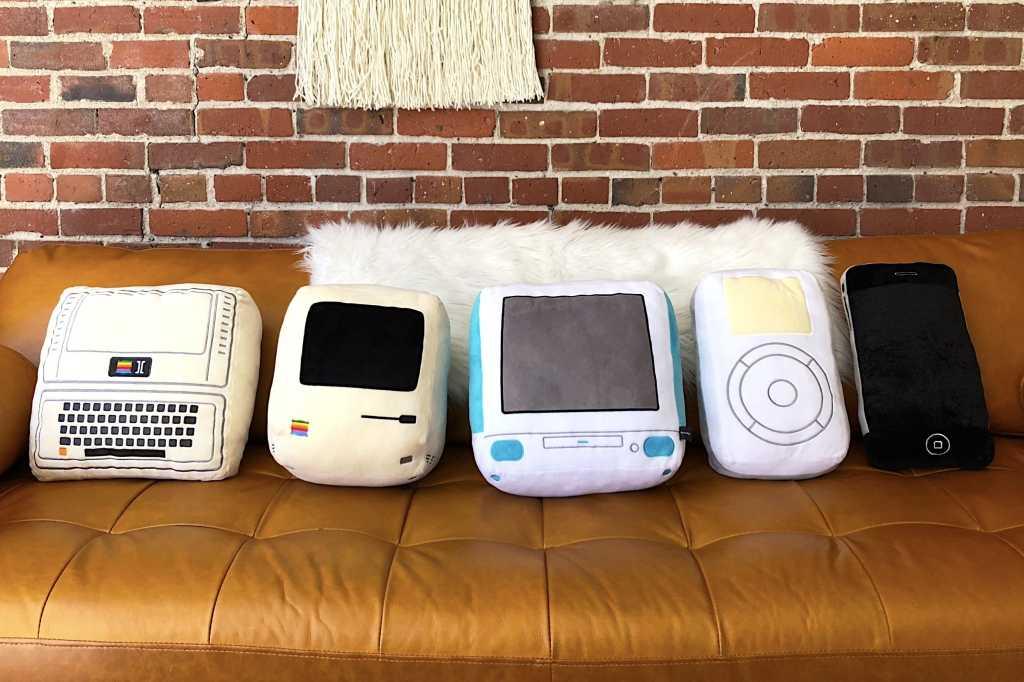 iconic pillow collection kickstarter