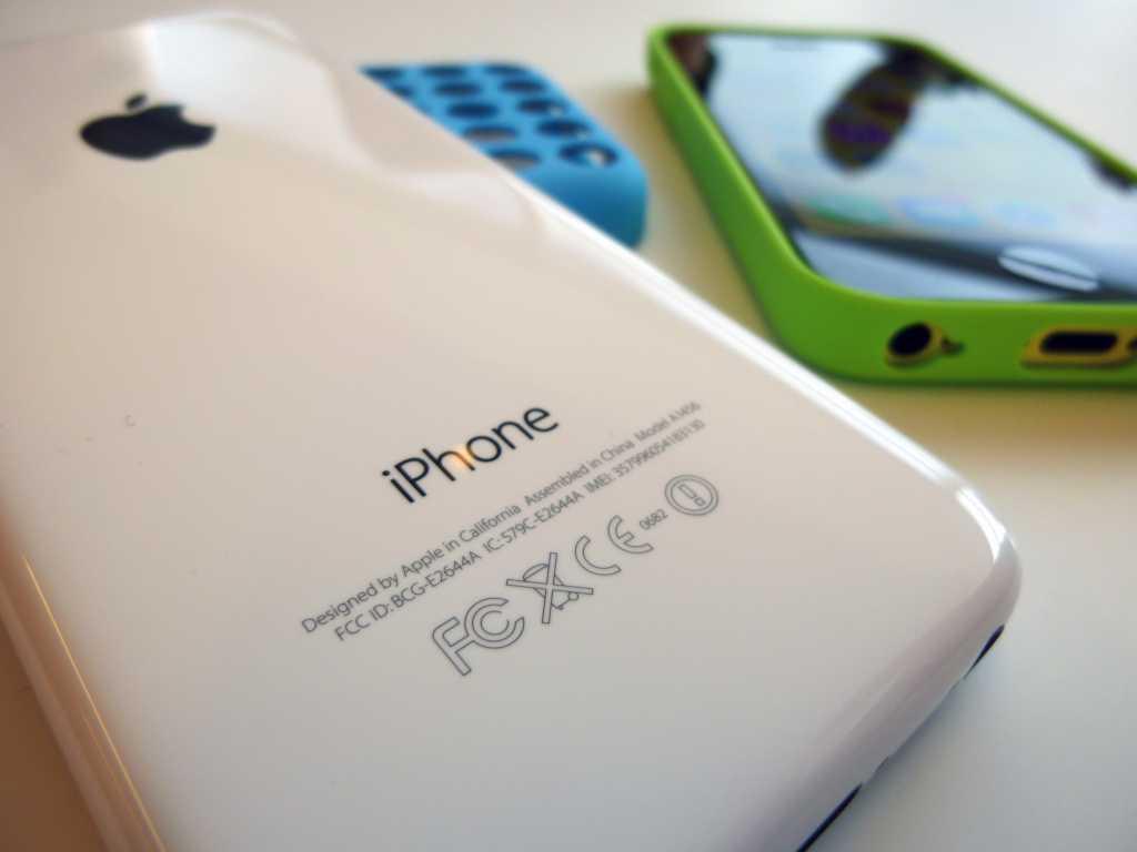 Apple iPhone 5C (2)