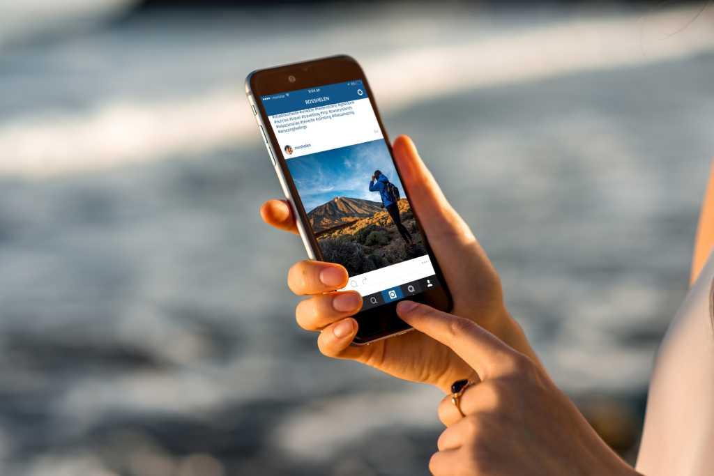 instagram app ios iphone mobile photos