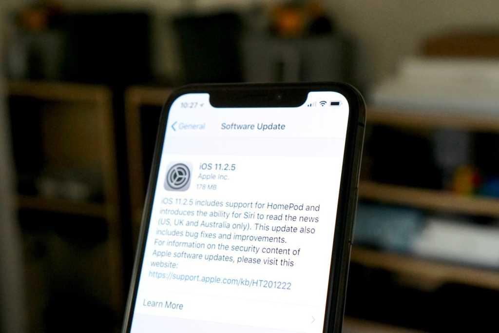 ios 11 2 5 update