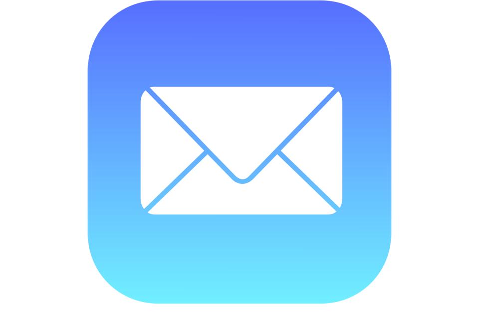 ios mail icon