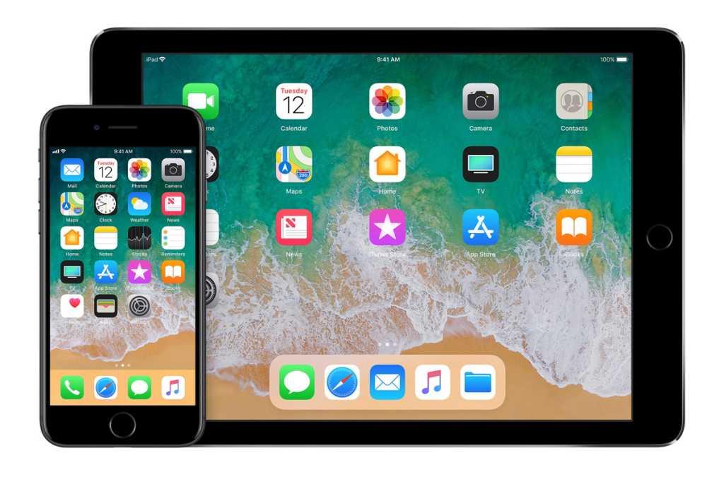 ios11 ipad iphone8