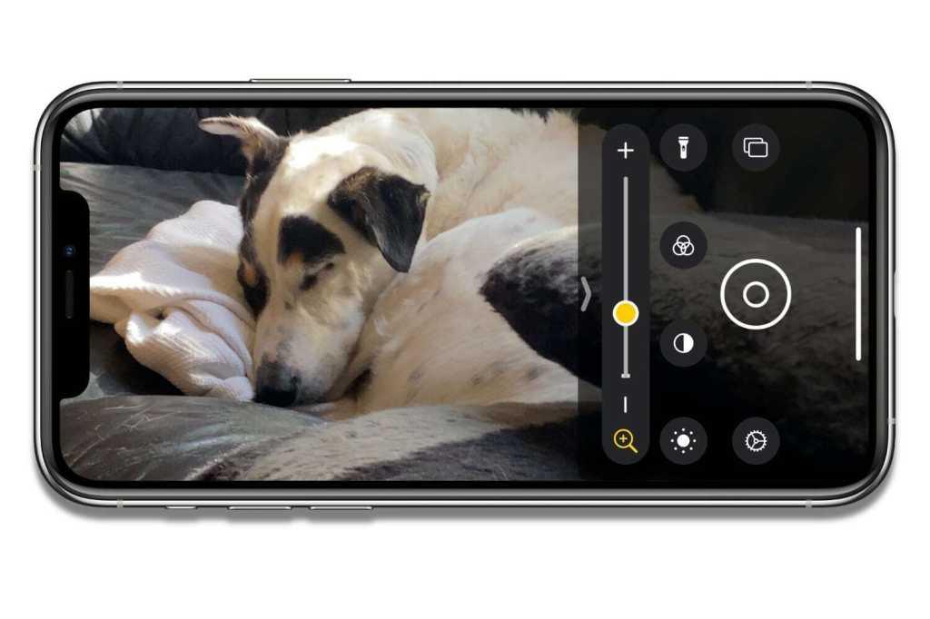 ios14 magnifier app