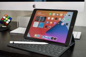 iPad (8th generation) review: It's got a faster processor, and that's all
