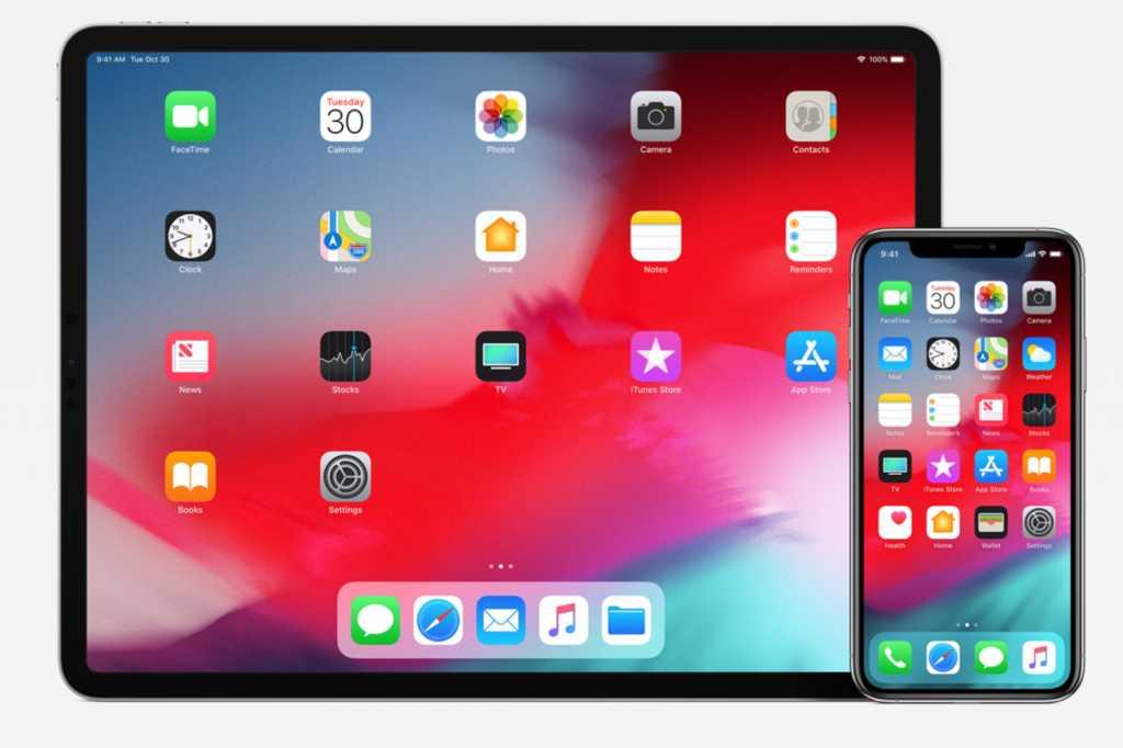 ipad iphone ios12