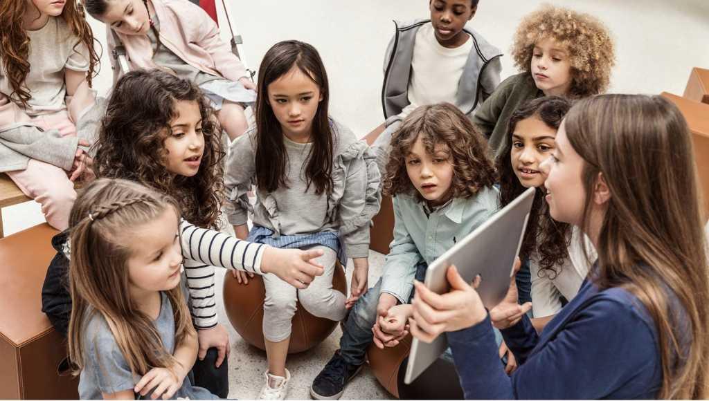 ipad kids apple