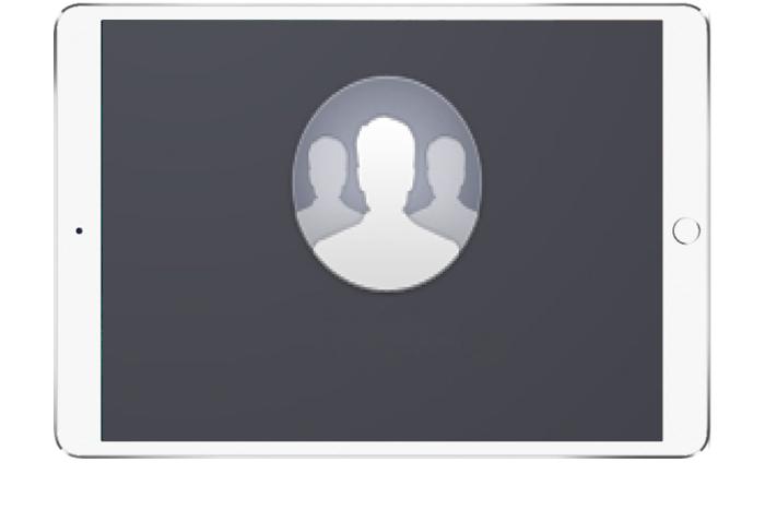 ipad multi user