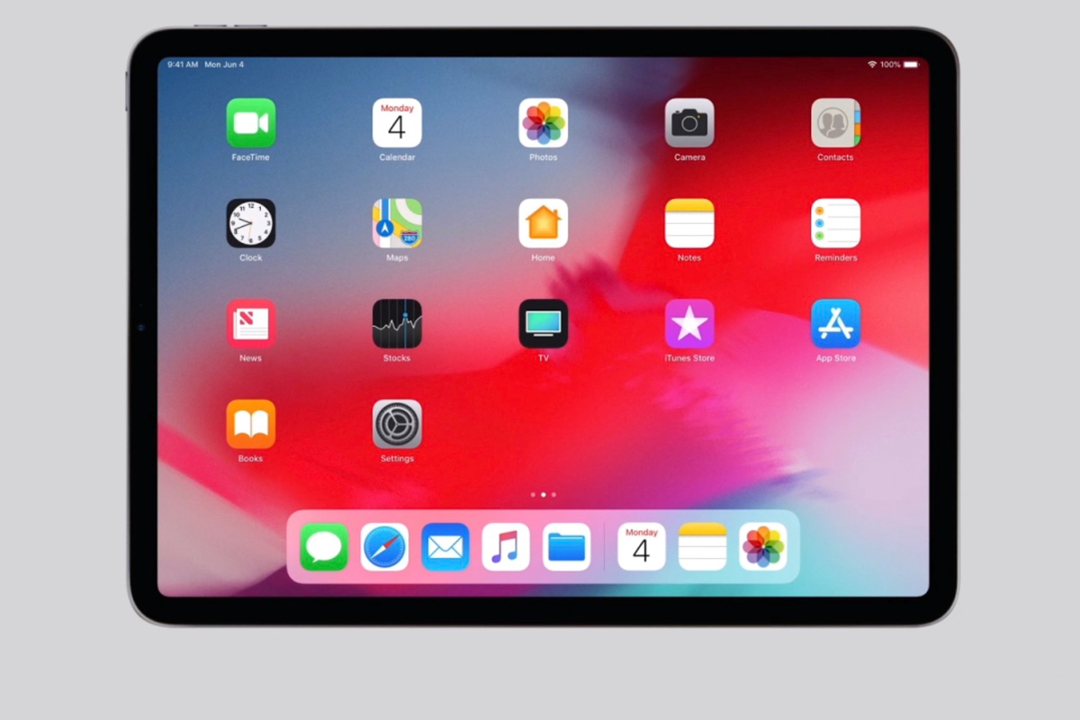 How will Apple redesign the iPad home screen?