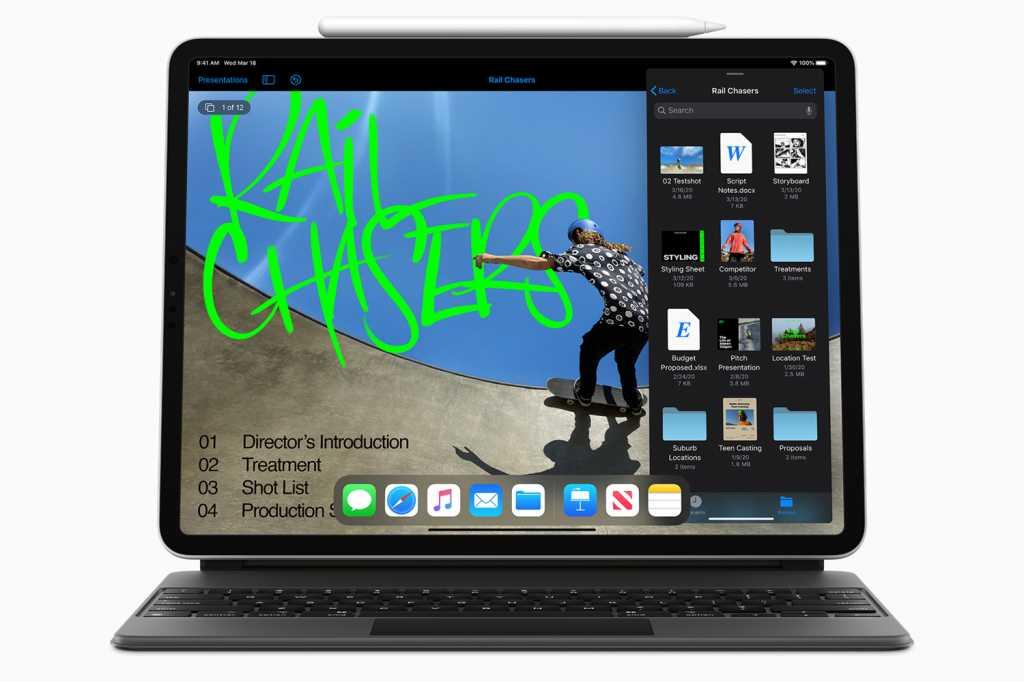 ipad pro pencil smart keyboard 2020