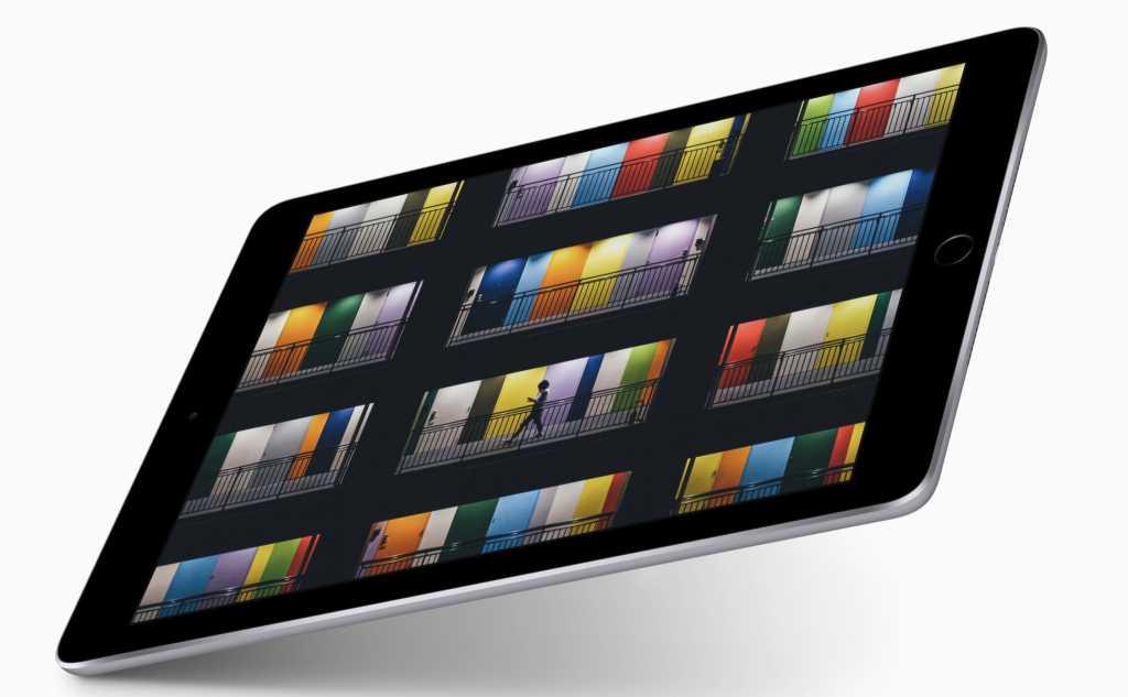 ipad 2017 screen