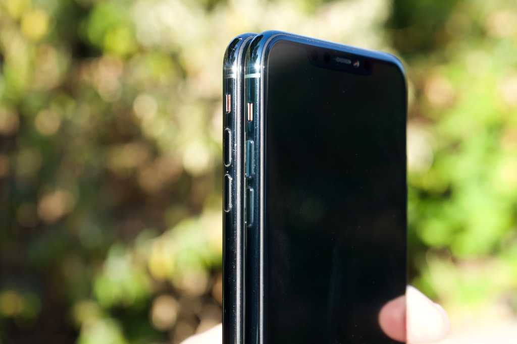 iphone 11 pro buttons