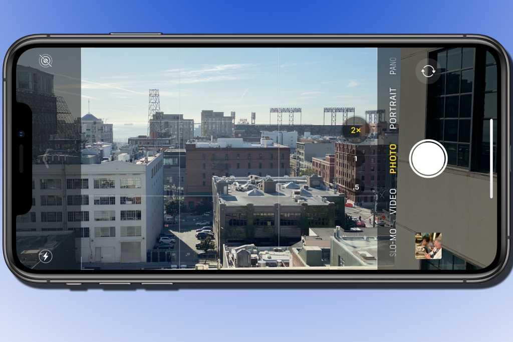 iphone 11 pro camera wide
