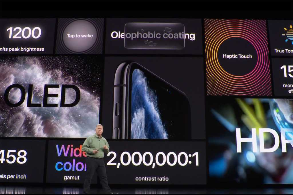 iphone 11 pro features