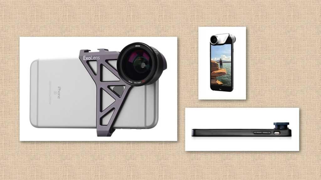 iphone camea lenses