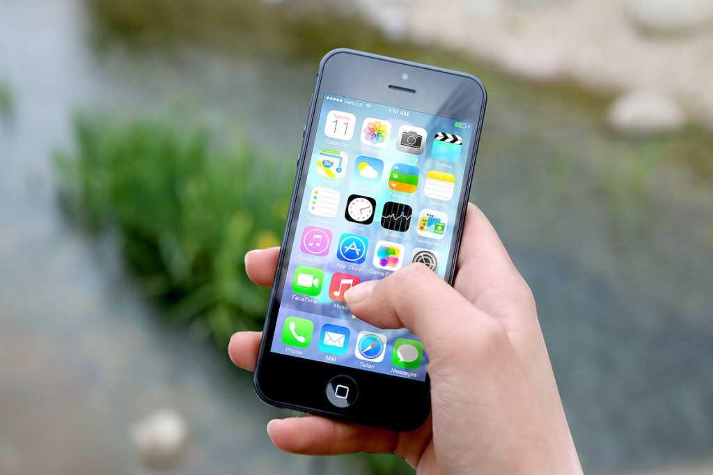 iphone pexels stock