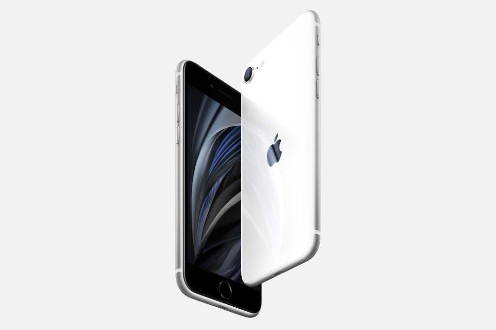 iphone se 2020 white