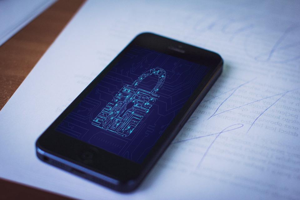 iphone security stock