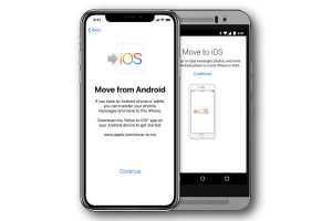 Switching from Android to iPhone made easy