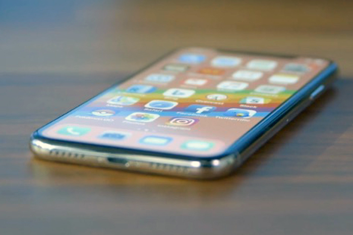 iphone x profile