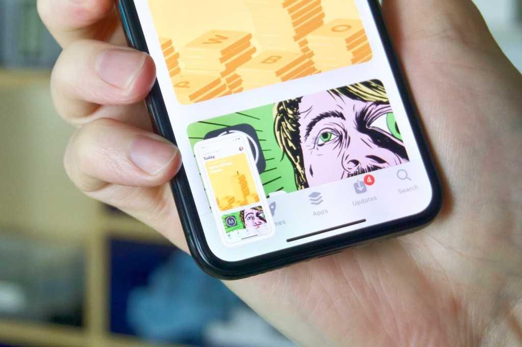 iphone x take screenshot