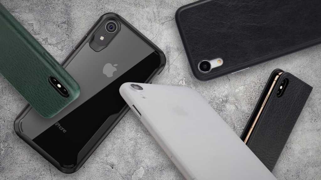 iphone xr case hub