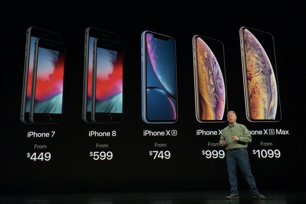 iphone xs event prices schiller