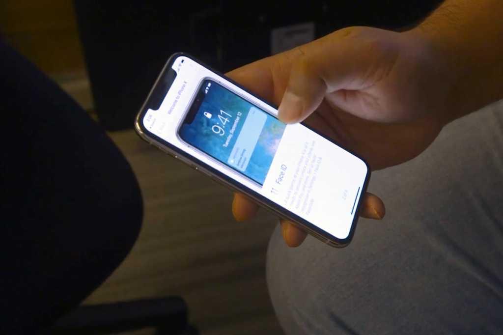 iphonex unbox