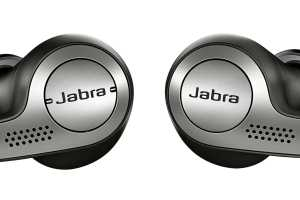 Jabra's terrific Elite 65t true wireless earbuds are $50 refurbished, today only