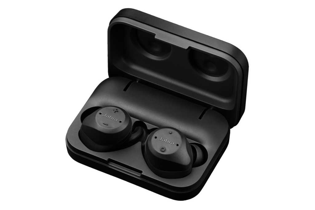 Jabra Sport Elite Truly Wireless Headphones - Earbuds in case