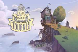 It's not the destination, it's the journey: Old Man's Journey