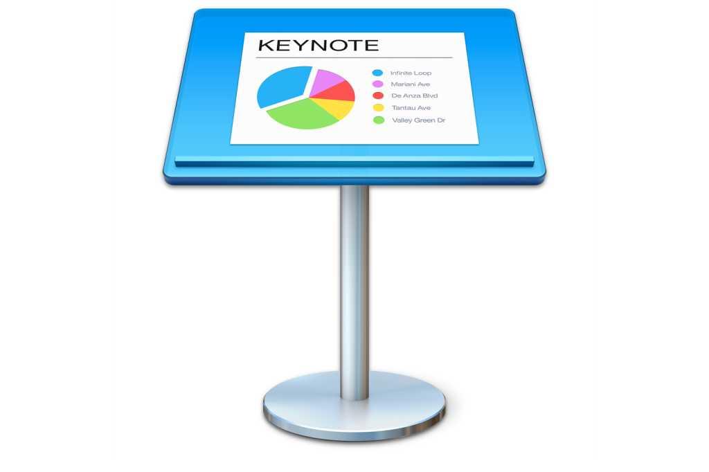 keynote mac icon 2020