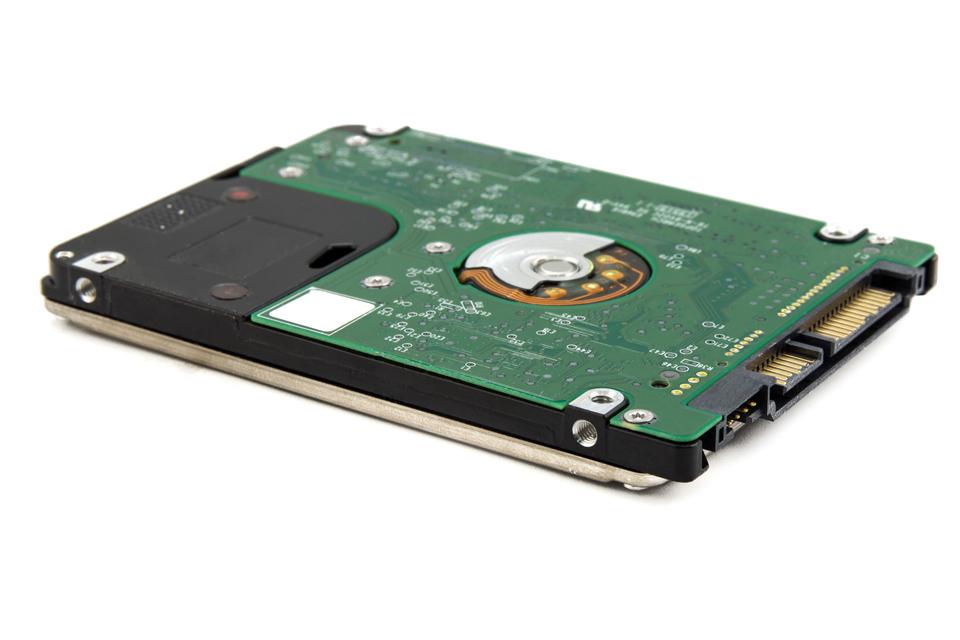 laptop hard drive thinkstock