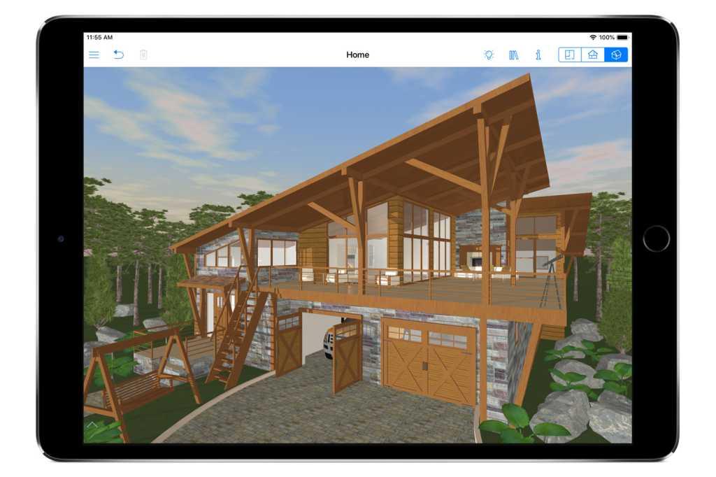 live home 3d pro ipad modern home
