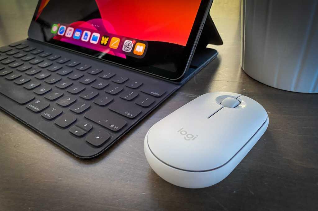 logitech i345 wireless mouse