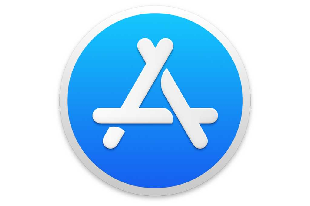 mac app store icon high sierra