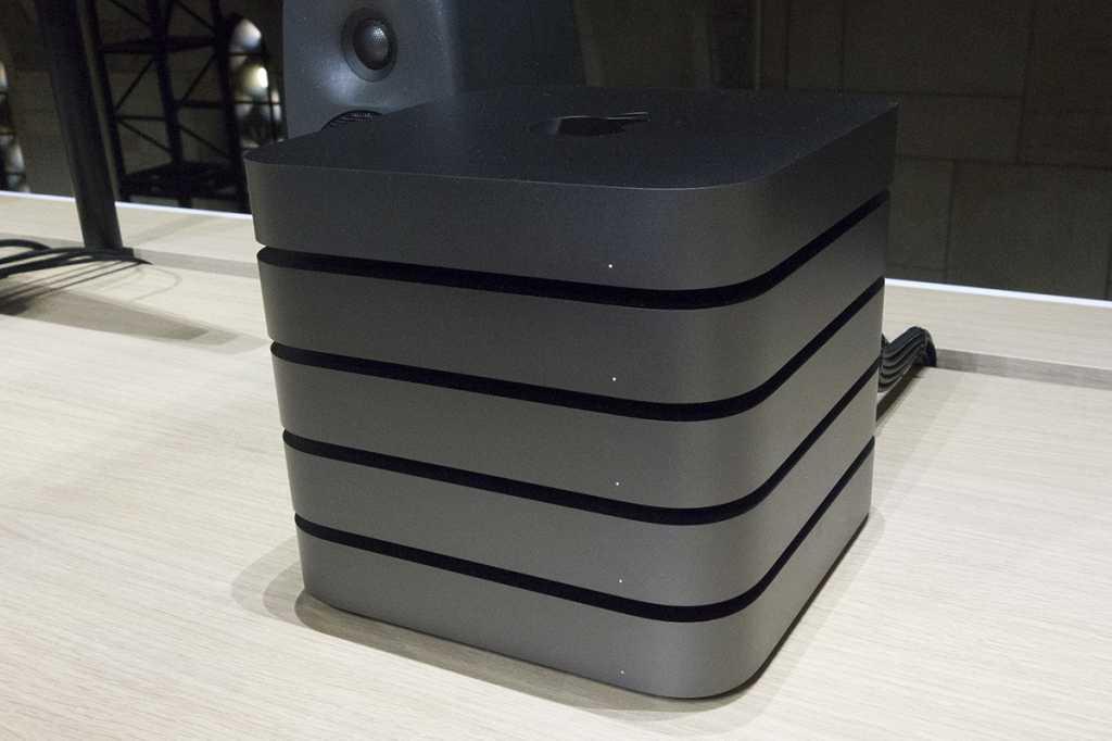 mac mini stack