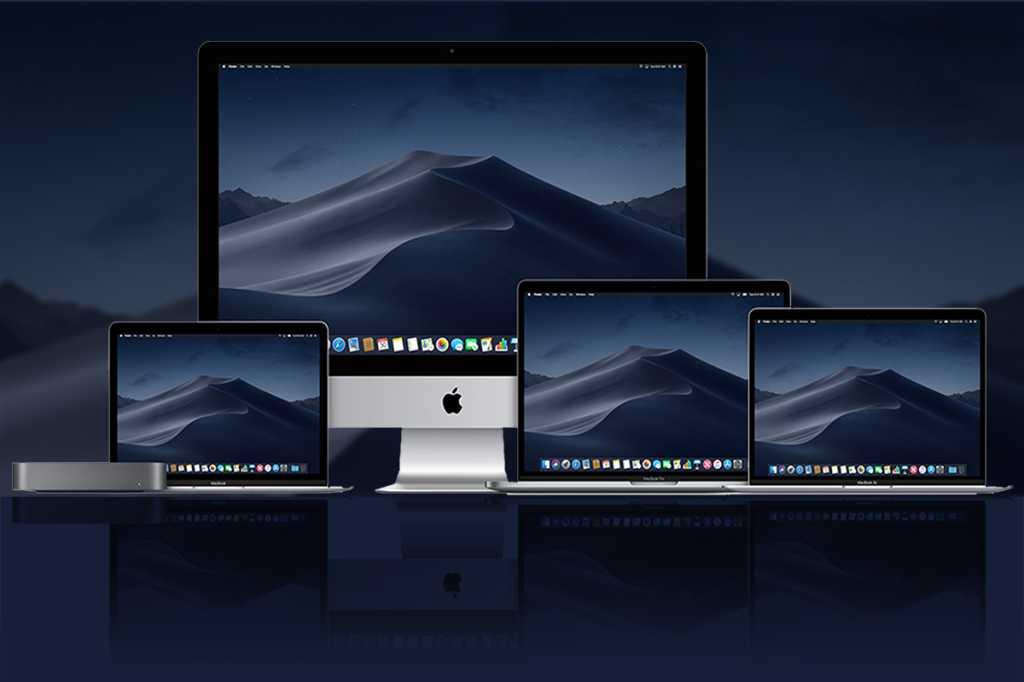 Apple - Mac-mini desktop family